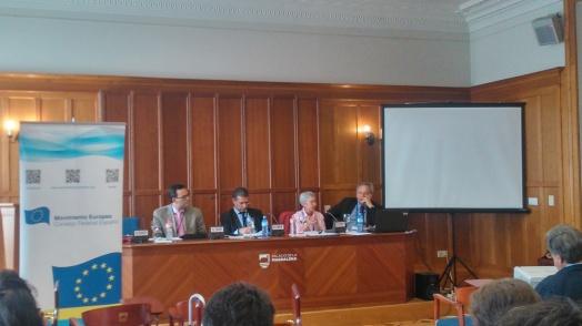 periodistas y comisión en Santander