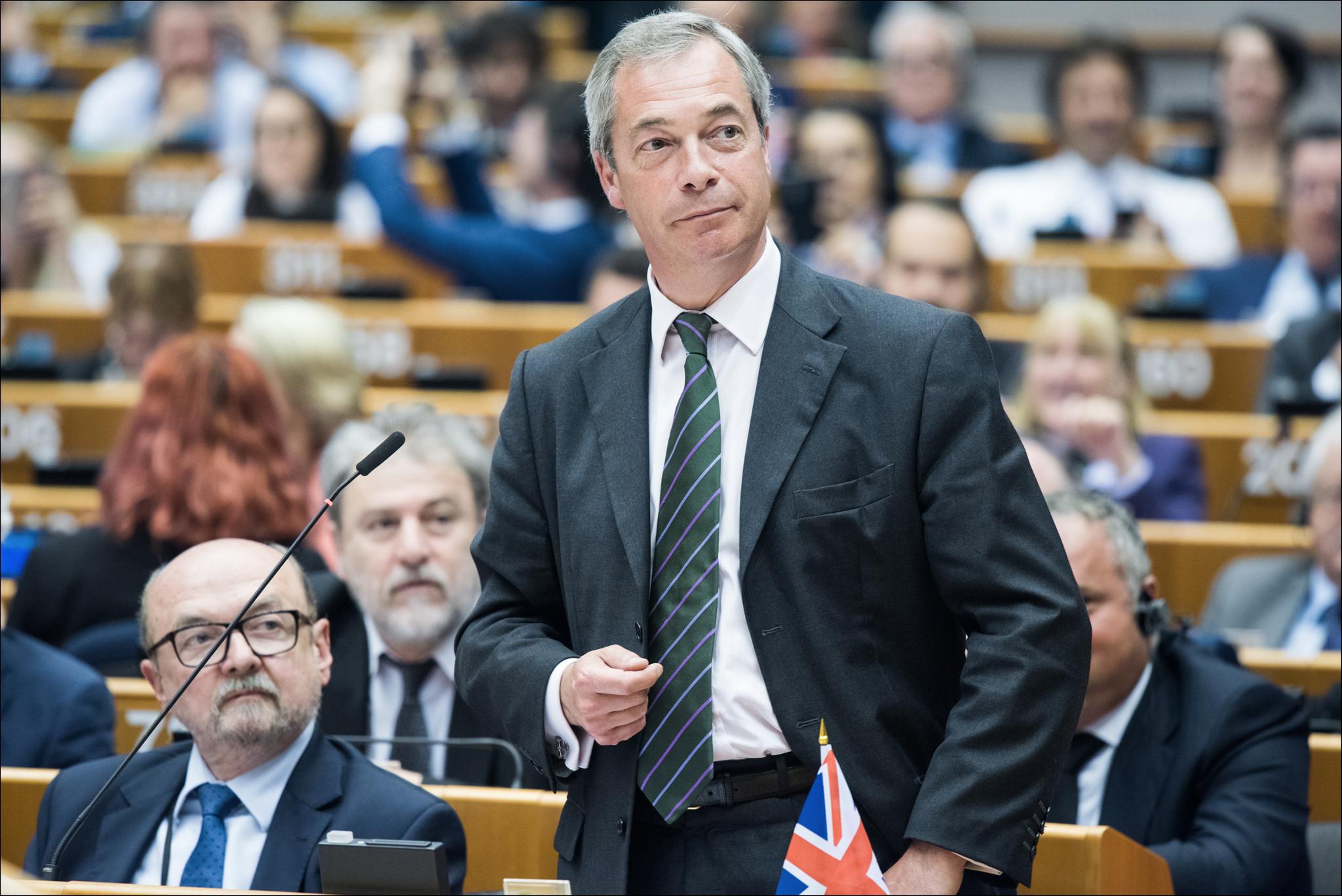 European Parliament  publicada en Flickr bajo licencia CC