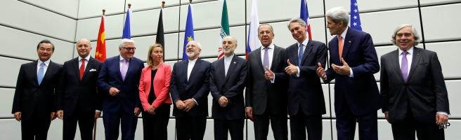 Austria Iran Nuclear Talks