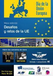 Día (y fiesta) de Europea - 9 mayo