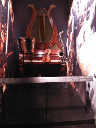planta 1 - musica