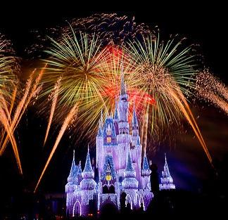 ¿o será este? El Castillo de Disney